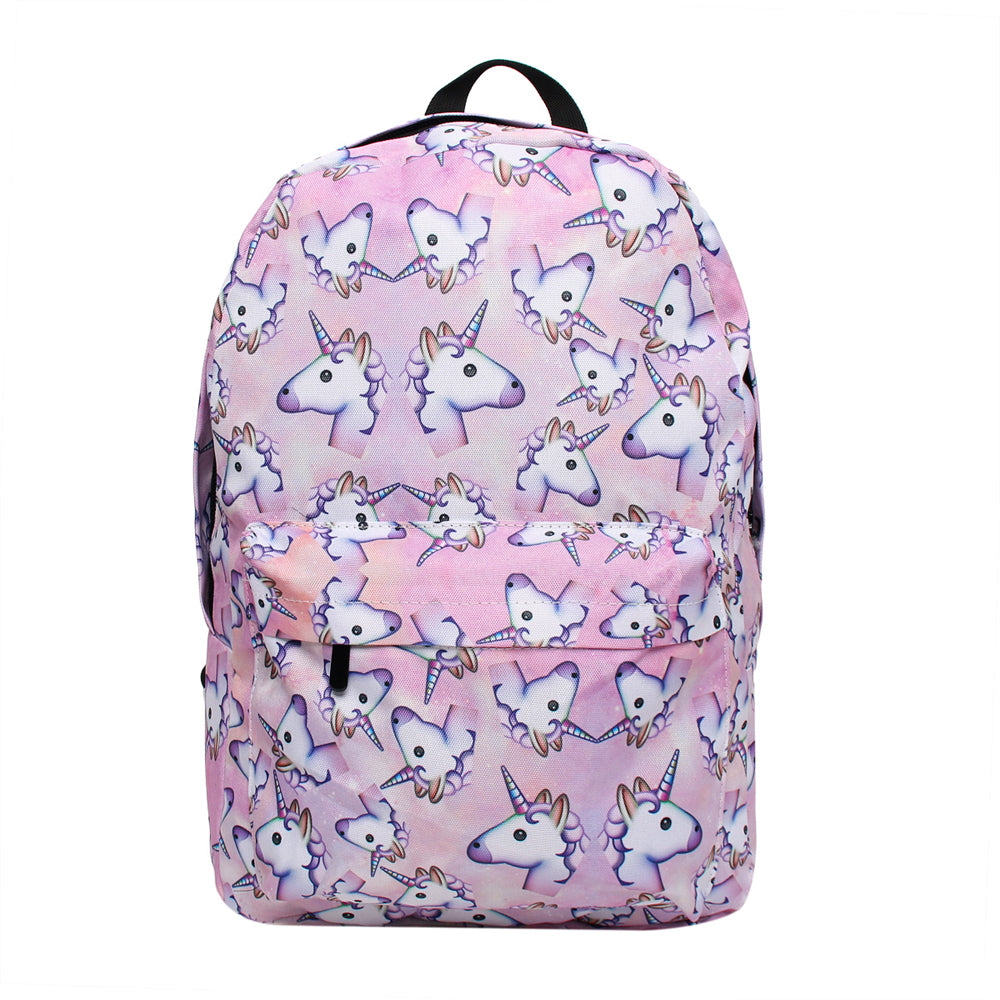 Unicorn Emoji Backpack