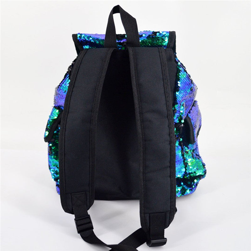 Sequin Mermaid Backpack