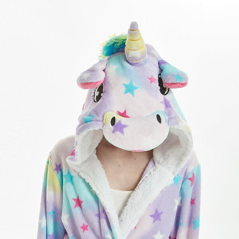 Magical Star Unicorn Robe