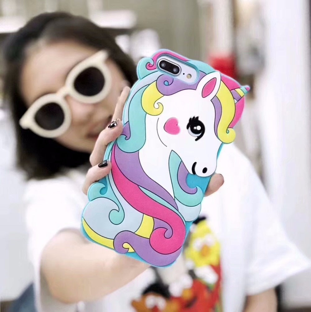 Magical Unicorn IPhone Case