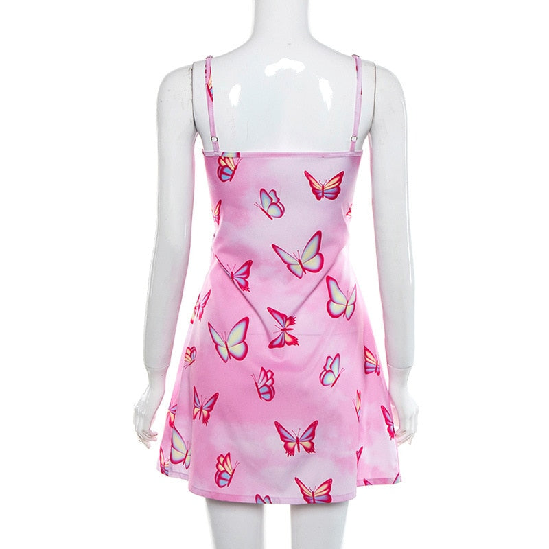Butterfly Candy Dress