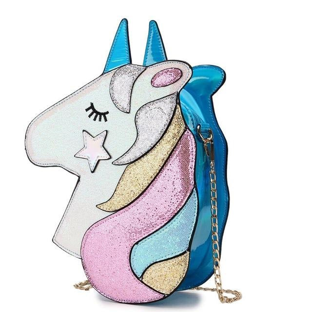 Magical Unicorn Shoulder Bag