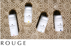 Afari Skincare is here