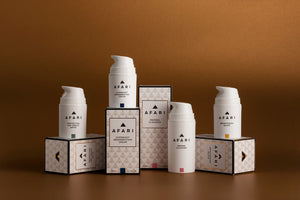 Afari Collection (R5000 value) - Shop Face online - Afari Skincare South Africa