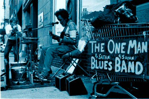 Yonder Come The Blues by Ricky Bush