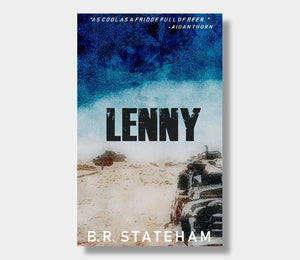 Exclusive extract from LENNY by B.R. Stateham