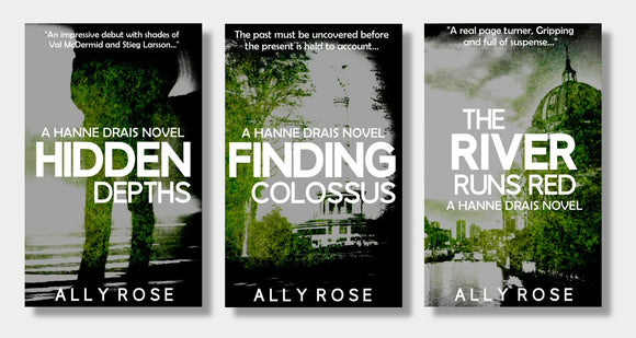 Ally Rose : Hanne Drais Box Set Berlin Edition (Paperback)