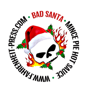 Bad Santa : Mince Pie Hot Sauce