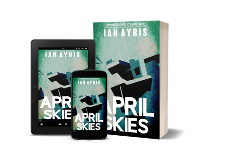 Ian Ayris : April Skies (Paperback)