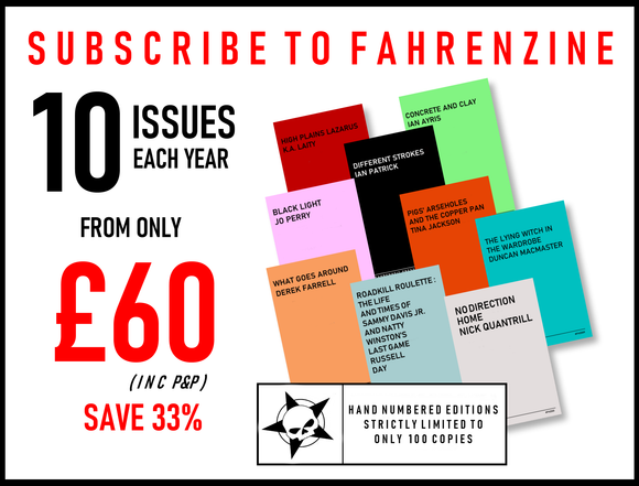Fahrenzine : Subscription