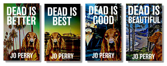 Jo Perry : Charlie & Rose Box Set  (Paperback)