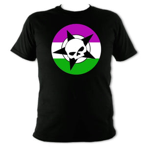 International Women's Day Skull T-Shirt