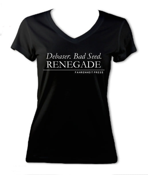Debaser. Bad Seed. Renegade. T-Shirt