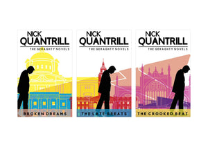 Nick Quantrill Geraghty Box Set Hull Edition (Paperback)