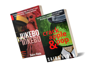 Saira Viola Box Set: Jukebox + Crack, Apple & Pop (Paperback)