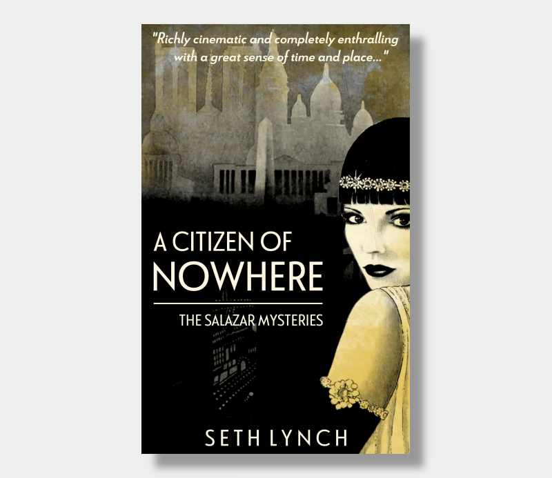 Seth Lynch : A Citizen Of Nowhere (Paperback)