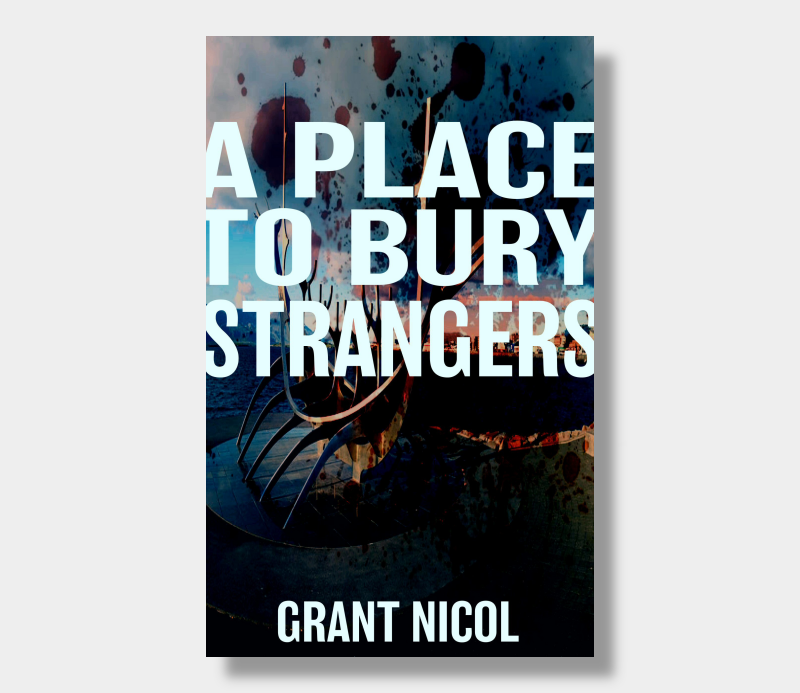 Grant Nicol : A Place To Bury Strangers (eBook - Kindle Version)