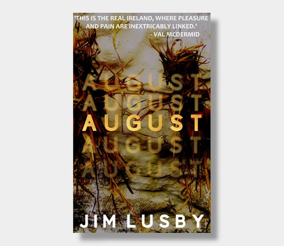 August : Jim Lusby