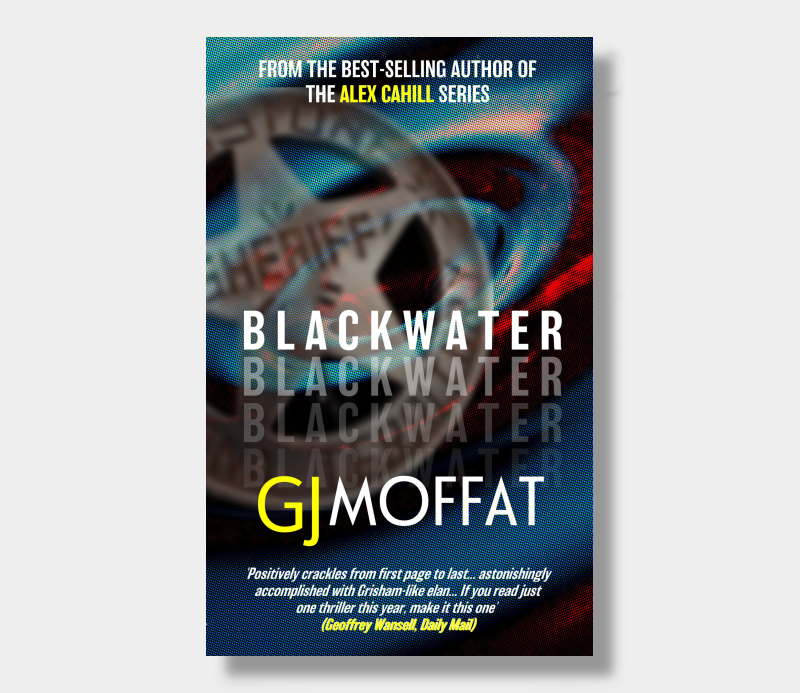 G.J. Moffat : Blackwater (eBook - ePub Version)