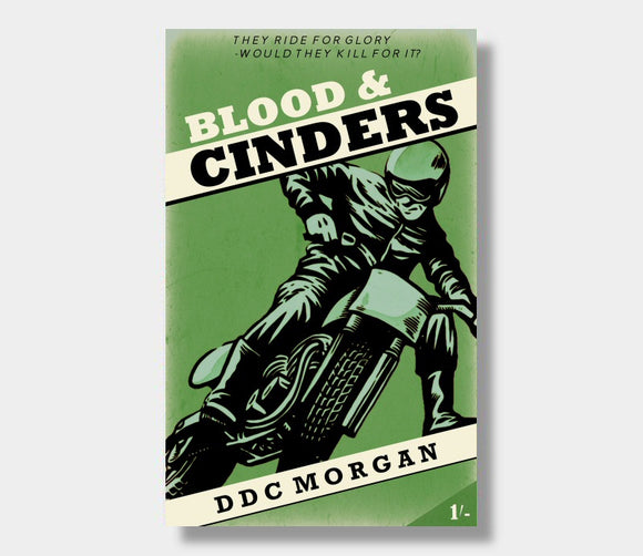 Blood & Cinders : DDC Morgan