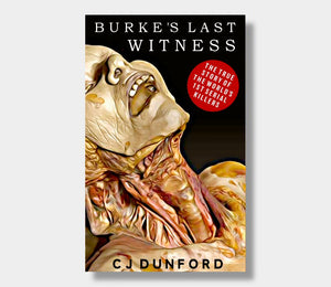 C.J. Dunford : Burke's Last Witness 2018 (eBook - ePub Version)