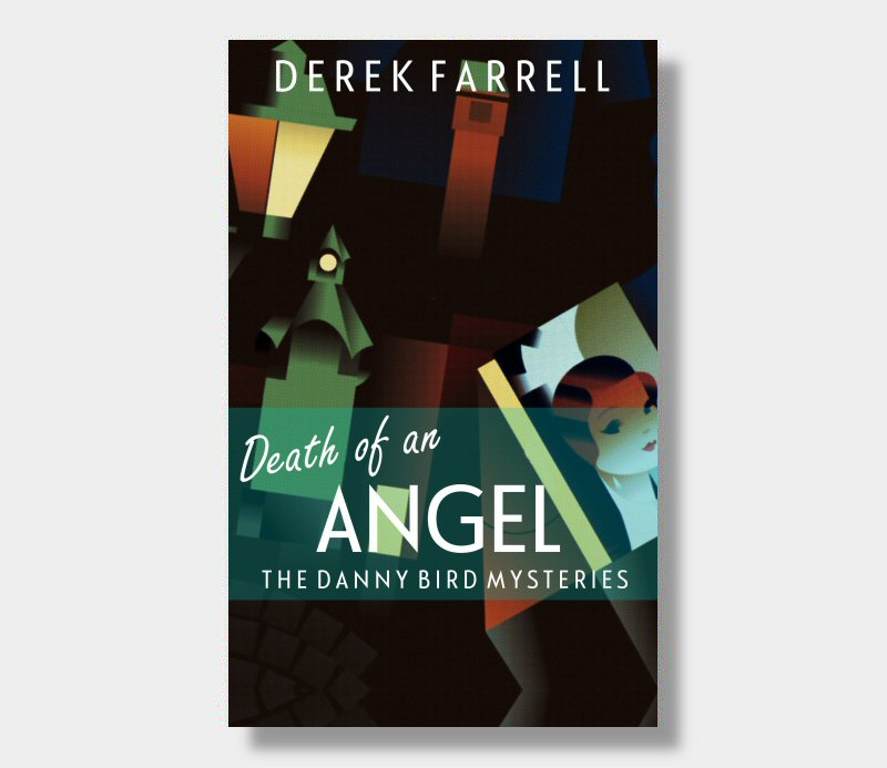 Derek Farrell : Death Of An Angel (eBook - Kindle Version)