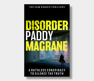 Paddy Magrane : Disorder (eBook - ePub Version)