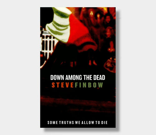 Steve Finbow : Down Among The Dead (eBook - ePub Version)