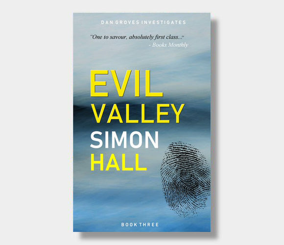 Evil Valley : Simon Hall