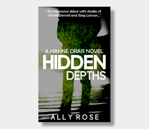 Ally Rose : Hidden Depths (Paperback)