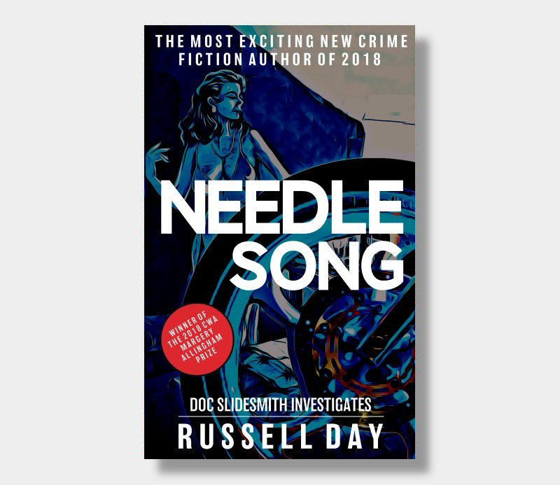Russell Day  : Needle Song 2018 (Paperback)