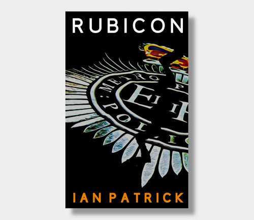 Ian Patrick : Rubicon 2018 (eBook - Kindle Version)