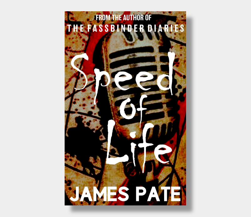 James Pate : Speed Of Life (Paperback)