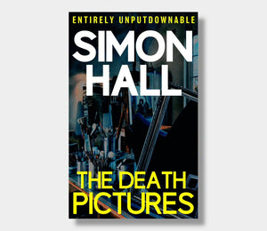 Simon Hall : The Death Pictures (eBook - Kindle version)