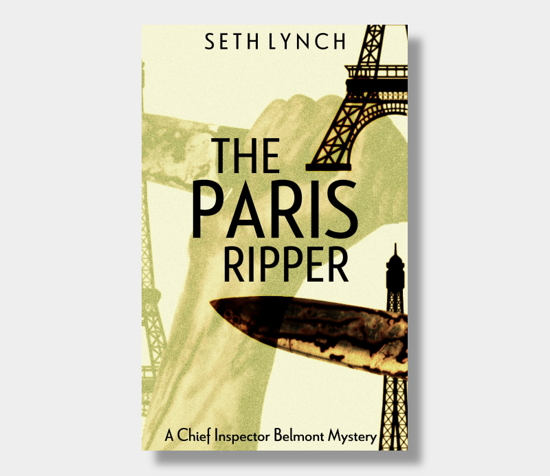 Seth Lynch : The Paris Ripper (Paperback)