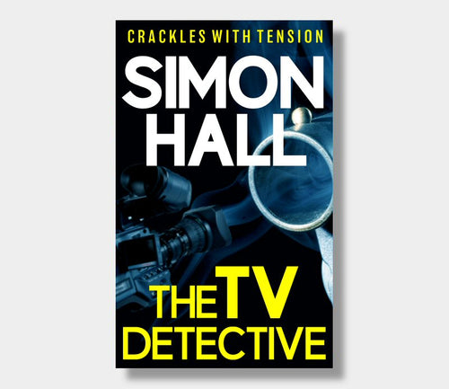 Simon Hall : The TV Detective (eBook - ePub version)
