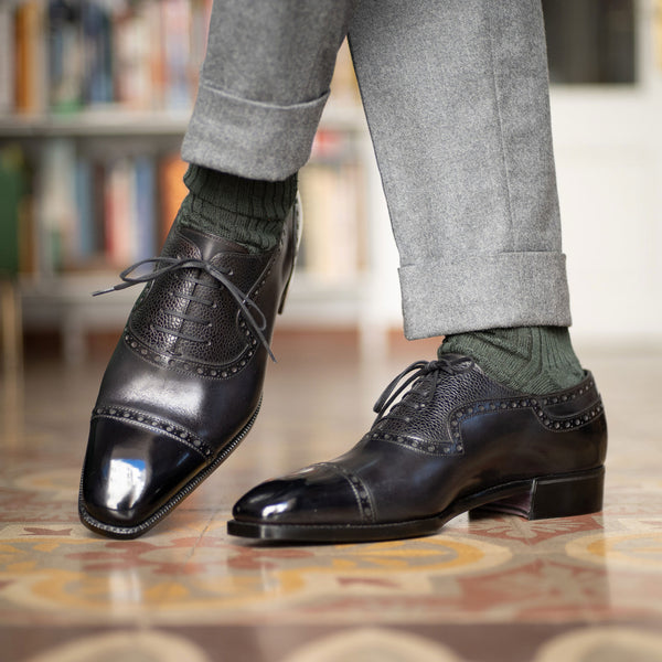 A Reason to Dress Up by Norman Vilalta Bespoke Shoemakers