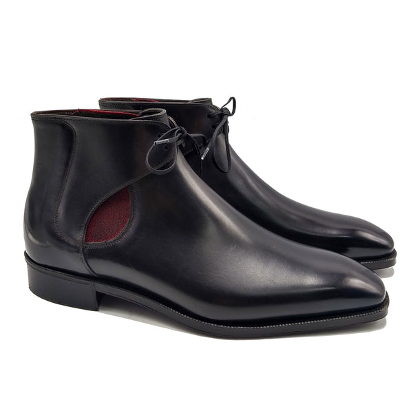 Men's Leather Shoes and Boots in Barcelona, Spain - Black Colletion