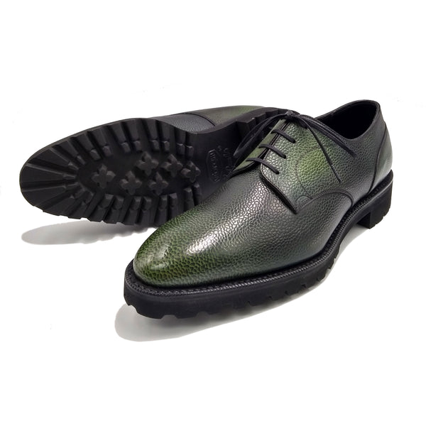 Derby Simple Green 3D Patina