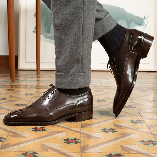 Domingo Balmoral Oxford by Norman Vilalta Bespoke Shoemakers