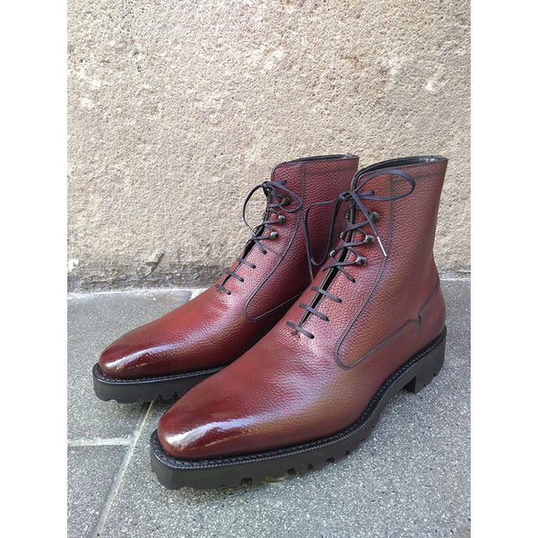 Balmoral Boot made in Spain by Norman Vilalta