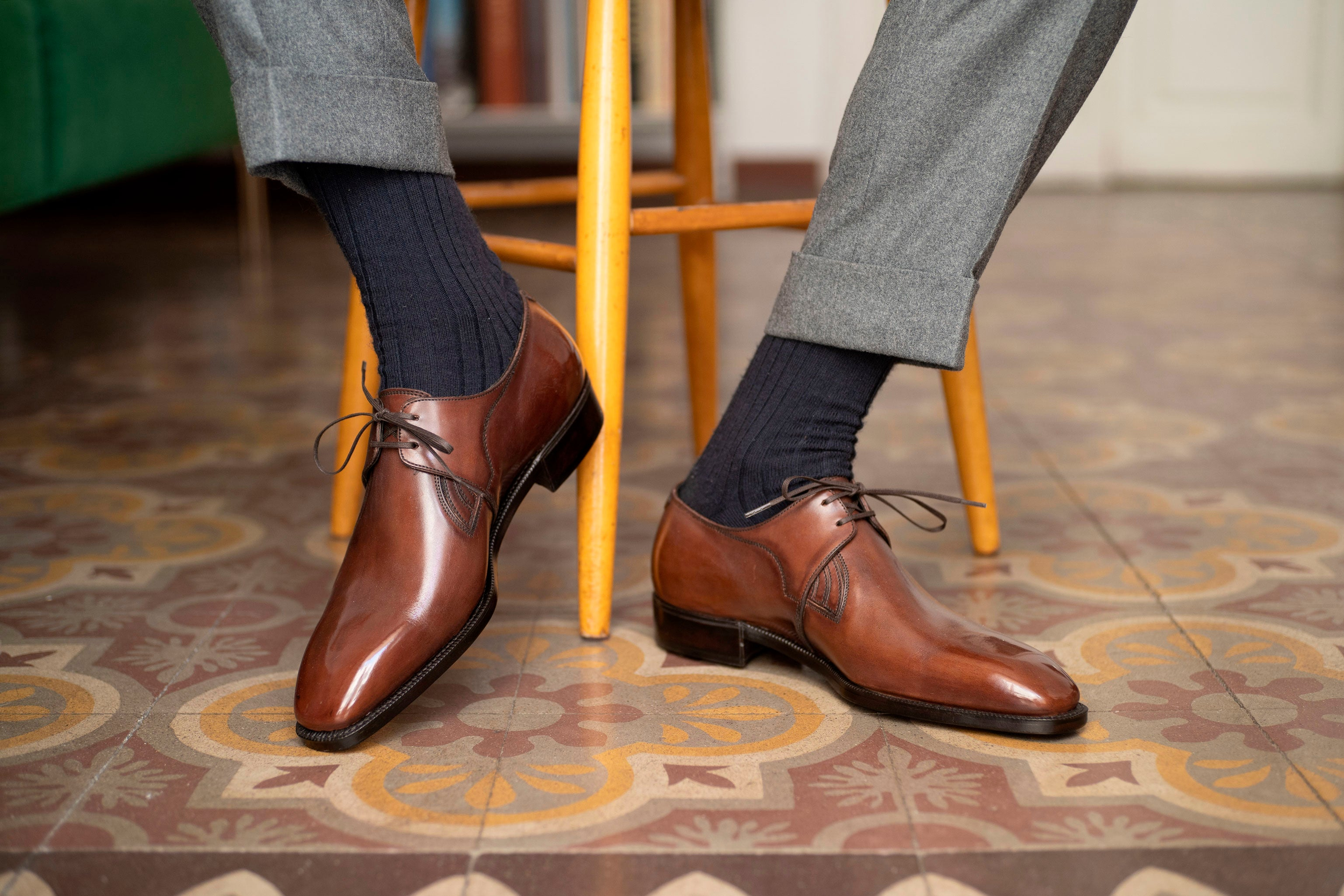 Decon Chelsea Shoe by Norman Vilalta Bespoke Shoemakers