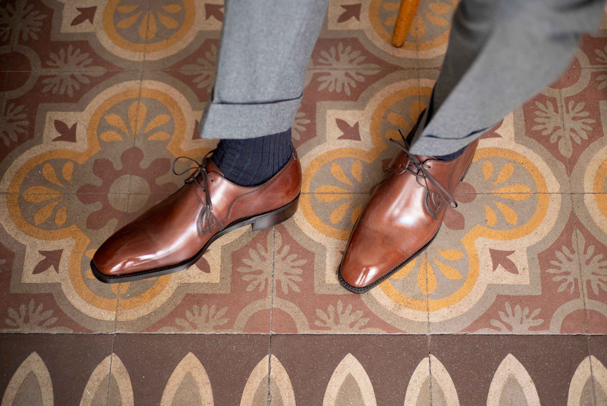 Decon Chelsea Shoe by Norman Vilalta Bespoke Shoemaker
