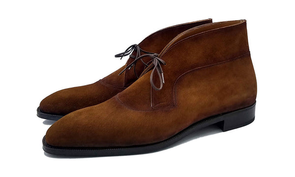 Men's Decon Chukka Boot made in Spain by Norman Vilalta