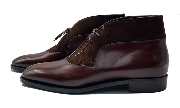 Decon Chukka boot in Barcelona, Spain by Norman Vilalta on sale