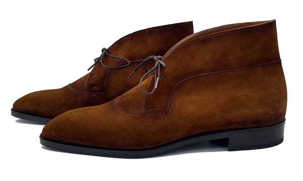 Decon Chukka boot made in Spain by Norman Vilalta on sale