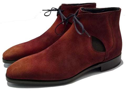 Men's chelsea boots goodyear welted and made in Spain