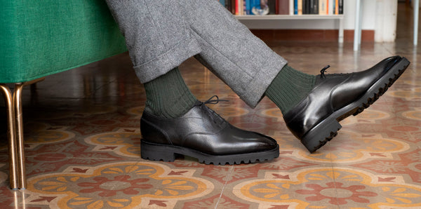 Oxford Simple by Norman Vilalta Bespoke Shoemakers
