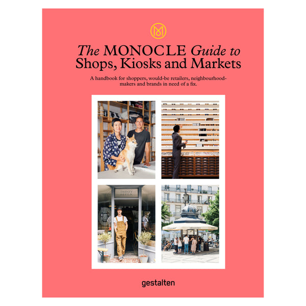 Monocles guide to shops, kiosks and markets Norman Vilalta Men's Shoes Barcelona