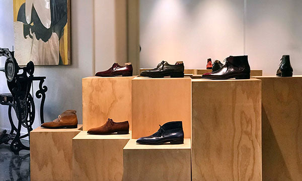 Norman Vilalta Men's Shoe Store in Barcelona, Spain